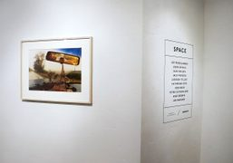 SPACE, a group exhibition, at the Sundance Film Festival, Utah