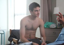 "Support Bruce LaBruce's ""Gerontophilia"""