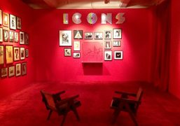"""""""Icons"""" by Kenneth Anger at Sprueth Magers, London"""