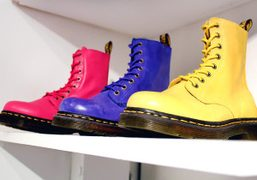 DR MARTENS S/S 2012 LAUNCH, NEW YORK