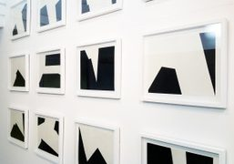 """Alexis Dahan's """"The Sky Is Shaped By Its City Buildings"""" exhibition (Part..."""