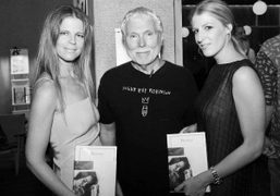 """Glenn O'Brien """"Penance"""" book release at The Newsstand at The Standard Spa,..."""