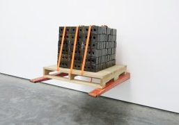 "Theaster Gates ""Freedom of Assembly"" at White Cube Bermondsey, London"