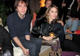 H&M X MARNI PARTY at Sowden House with Sofia Coppola, Los Angeles