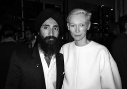 WARIS AHLUWALIA'S NEW SHORT FILM HERE, Conceived by Tilda Swinton and Sandro...