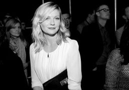 Kirsten Dunst at Hedi Slimane's California Song opening night, the first West Coast…