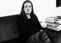 Lisa Yuskavage in herRed Hook Studio after the interview for the next…