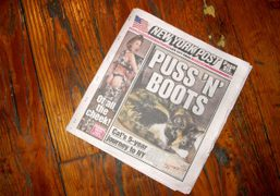 Congratulations to Jeremy Scott for making the front page of the New…