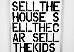 Christopher Wool exhibition at the Guggenheim, New York