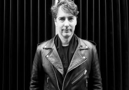 The artist Richard Phillips after our lunch at the Soho House, New…