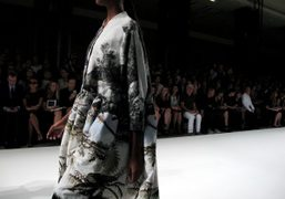 DRIES VAN NOTEN SPRING / SUMMER 2012, Paris