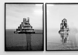 """Noémie Goudal """"In Search of the First Line"""" at Edel Assanti Project..."""