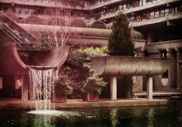 A visit to Barbican, London