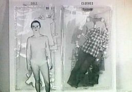 Purple Television presents Doll Clothes by Cindy Sherman, one of her earliest...