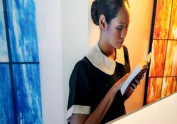 """Isaac Julien """"Playtime"""" exhibition at Victoria Miro, London"""