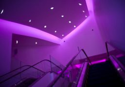 James Turrell installations at The Crystals, Las Vegas