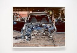 """Justine Kurland """"Sincere Auto Care"""" at Mitchell Innes & Nash, New York"""