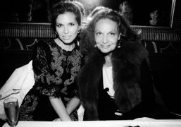 Purple 20th Anniversary hosted by Diane Von Furstenberg (II), Paris