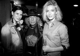 FLAUNT Magazine party at the Sheats Goldstein residence, Los Angeles