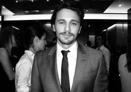James Franco at the GQ and Gucci Party hosted by himself, New…
