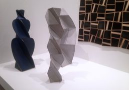 The Whitney biennial 2014 at the Whitney museum of American art, New...