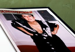 "K8 Hardy ""Fashion Fashion 2002-2006"" Zine launch at the Higher Pictures Gallery,..."