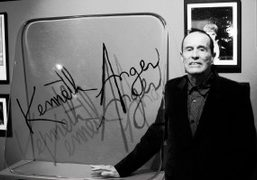 """Kenneth Anger's """"Icons"""" show opening at Sprueth Magers, London"""