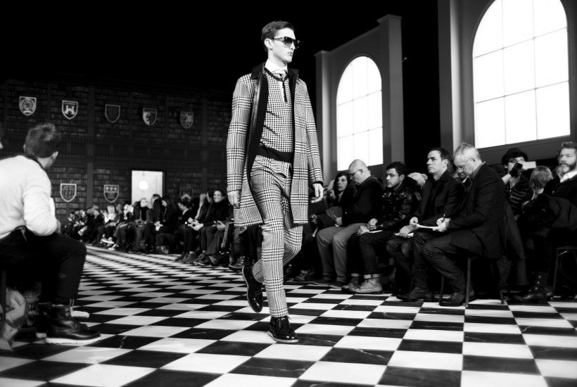 Tommy Hilfiger F/W 2013 Men's Collection at the Park Avenue Armory, New York