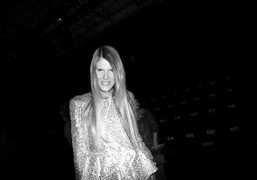 Anna Dello Russo after the Giorgio Armani Privé F/W 2012 Show at Théâtre National…