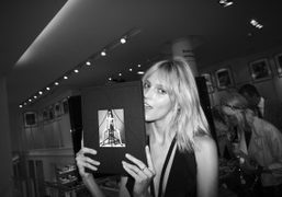 """Anja Rubik's new """"25 Magazine"""" is out now"""