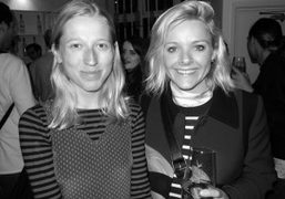 """""""Hot and Cool"""" issue 7 launching party hosted by Claire de Rouen..."""