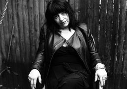 "Interview with artist Lydia Lunch at her show ""So Real It Hurts"",..."