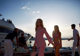 Chanel Cruise 2010 Saint-Tropez