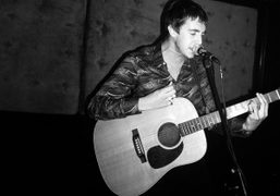 Miles Kane performing at The Scotch Of St JamesoftheA. Sauvage Mens S/S…