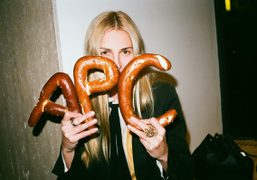 A.P.C. new store opening on Fasanenstrasse, Berlin