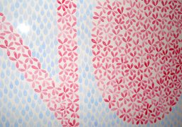 A detail of Julia Chiang's artwork Can Not Stay on view now…