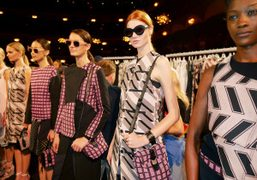 OPENING CEREMONY S/S 2015 SHOW AND PLAY BY SPIKE JONZE AND JONAH...