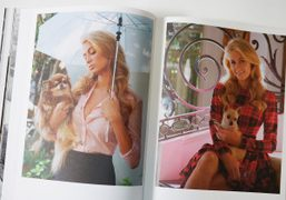 Read our interview with Paris Hilton in Purple Fashion #22 out now