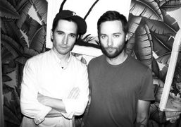 Purple Dinner with Proenza Schouler (Part I) at Paul's Baby Grand, New...
