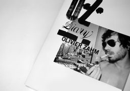 Join us for Olivier Zahm's O.Z. Diary book signing tonight at Bookmarc,...
