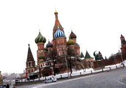 A visit to Moscow during the Mercedes Benz Fashion Week