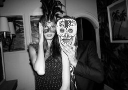 A Black Tie Halloween by Absolut Elyx at Paul's Baby Grand, New...