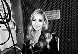 CL from 2ne1backstage at theMoschino S/S 2015 show, Milan. Photo Olivier Zahm