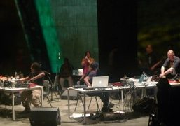 Dubmorphology:dis.so.nanceperforming in theTate Modern Tanksthe galleries newly opened space with a summer…