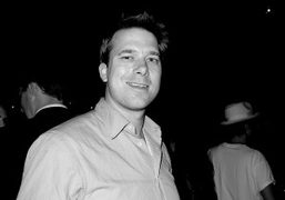 Chris Bollen at the Interview magazine party during Art Basel at the…