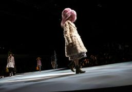 MARC JACOBS F/W 2012 SHOW, NEW YORK