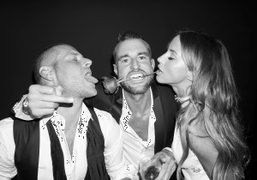 amfAR Gala 2014 after-party presented by Vionnet and Le Baron at La...