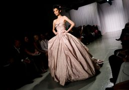 Zac Posen S/S 2014 Show, New York
