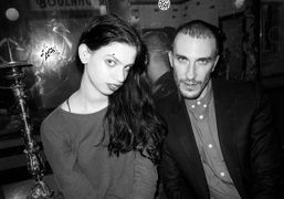 A dinner to celebrate the opening of the new AllSaints Paris store...