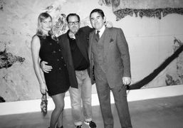 The Brant Foundation honors Julian Schnabel at the Brant Foundation Art Study...